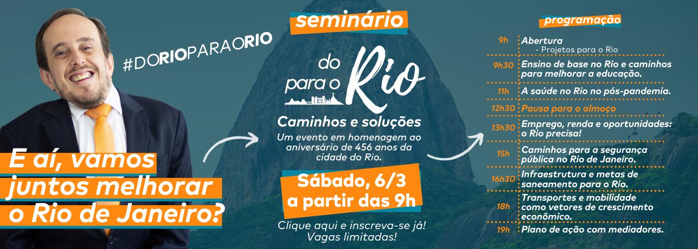 Do Rio para o Rio